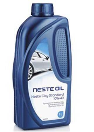 Моторное масло NESTE City Standard SAE 10W-40 (1л)