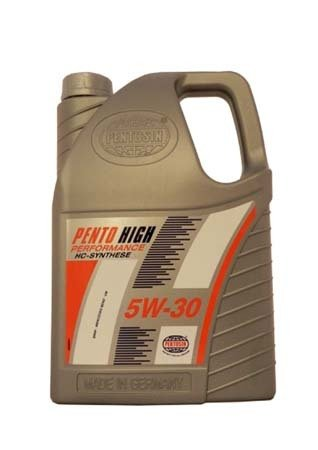 Моторное масло PENTOSIN Pento High Perfomance SAE 5W-30 (5л)