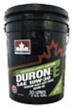 Моторное масло PETRO-CANADA Duron-E SAE 10W-30 (20л)