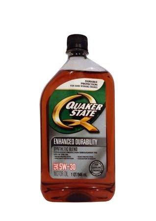 Моторное масло QUAKER STATE Enhanced Durability SAE 5W-30 (0,946л)