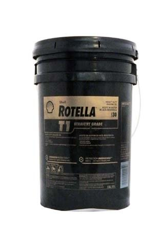 Моторное масло SHELL Rotella T1 30 (18,90л)
