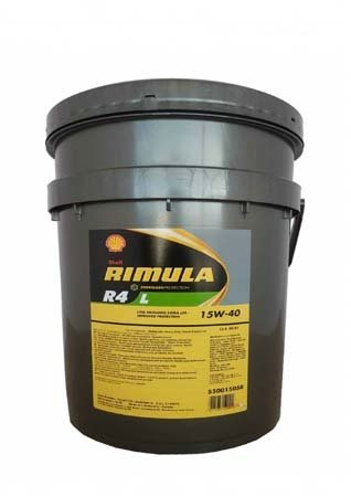 Моторное масло SHELL Rimula R4 LSAE 15W-40 (20л)