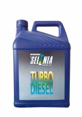 Моторное масло SELENIA Turbo Diesel SAE 10W-40 (5л)
