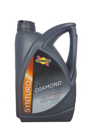 Моторное масло SUNOCO Synturo Diamond SAE 0W-40 (4л)
