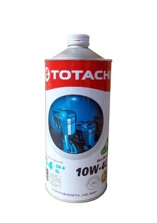 Моторное масло TOTACHI Eco Diesel Semi-Synthetic CI-4/CH-4/SL SAE 10W-40 (1л)