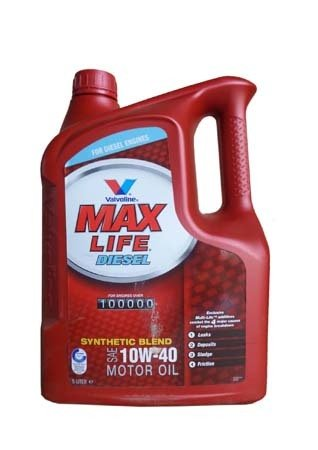Моторное масло VALVOLINE Maxlife Diesel SAE 10W-40 (5л)