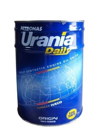 Моторное масло URANIA Daily LS SAE 5W-30 (20л)