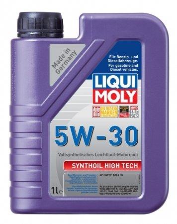 Синтетическое моторное масло LIQUI MOLY Synthoil High Tech 5W-30 (1л.)