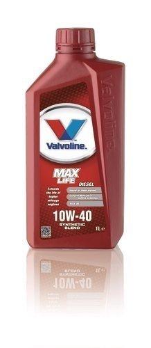 Моторное масло VALVOLINE MaxLife Diesel, 10W-40, 1л, VE18020