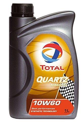 Моторное масло TOTAL QUARTZ RACING, 10W-60, 1л, 182162