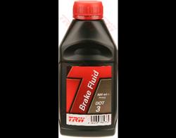 Тормозная жидкость TRW DOT 3, 0.5л, PFB350