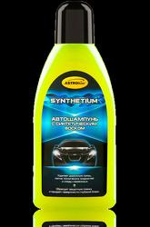 Автошампунь с воском, синтетический, 0.5 л, ASTROHIM, AC314