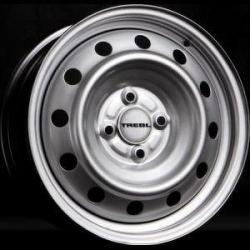 Колесный диск TREBL 64E45H, 6x15/4x114.3, D67.1, ET45, Silver