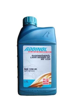 Моторное масло ADDINOL Rasenmaherol MV 1034 SAE 10W-30 (1л)
