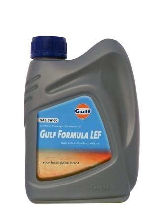Моторное масло GULF Formula LEF SAE 5W-30 (1л)