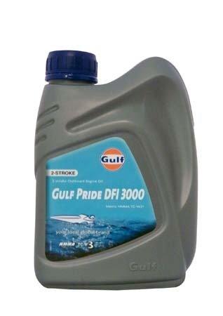 Моторное масло GULF Pride DFI 3000 (1л)