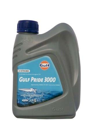 Моторное масло GULF Pride 3000 (1л)