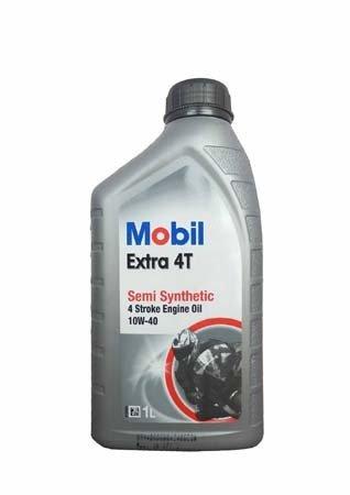 Моторное масло для 4-Такт MOBIL Extra 4T SAE 10W-40 (1л)