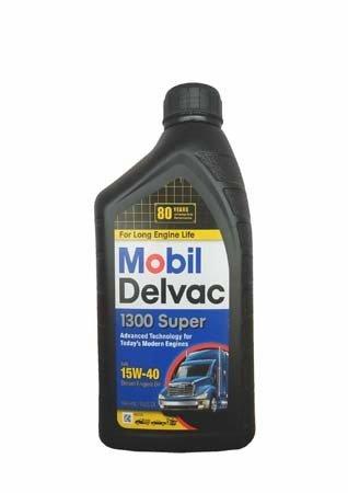 Моторное масло MOBIL Delvac 1300 Super SAE 15W-40 (0,946л)