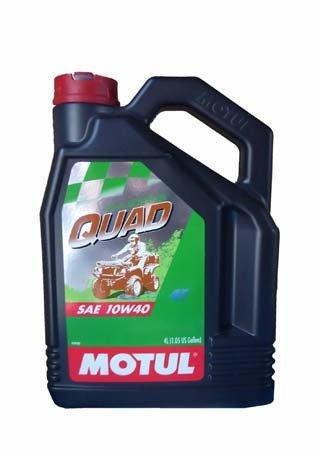 Моторное масло для 4-Такт MOTUL Quad 4T SAE 10W-40 (4л)
