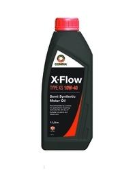 Моторное масло COMMA 10W40 X-FLOW TYPE XS, 1л, XFXS1L