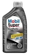 Моторное масло Mobil Super Synthetic, 5W-30, 0.946л