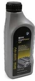Моторное масло BMW High Power Oil, 15W-40, 1л, 81 22 9 407 414