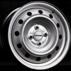 Колесный диск TREBL X40021, 6x15/4x98, D58.6, ET35, Silver