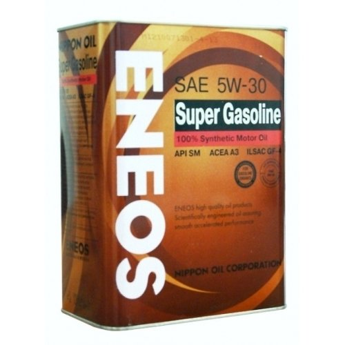 Моторное масло ENEOS Super Gasoline Synthetic, 5W-30, 1л, 8801252021919
