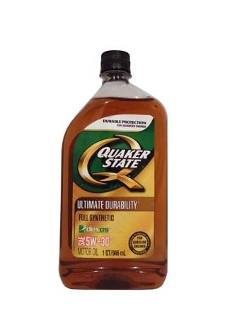 Моторное масло QUAKER STATE Ultimate Durability SAE 5W-30 (0,946л)**