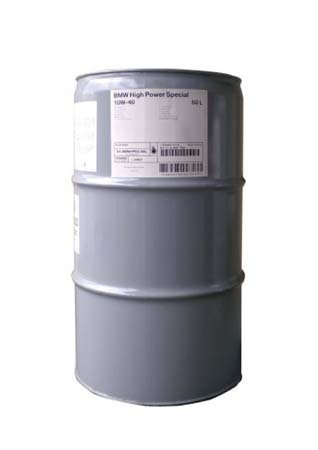 Масло моторное High Power Special Oil SAE 10W-40 (60л)