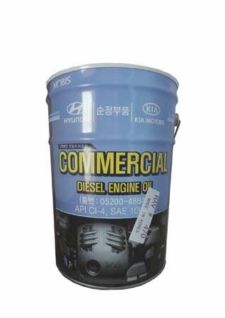 Масло моторное mobis commercial diesel 10w40 20l