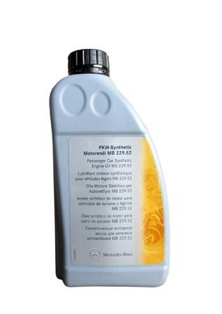 Моторное масло MB SAE 5W-30 229.52 (1л)
