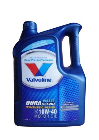 Моторное масло VALVOLINE Durablend Diesel SAE 10W-40 (5л)