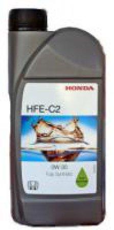 Моторное масло honda hfe-c2 sae 0w-30 (1л) (08232p99b1cb1)