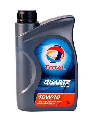 Моторное масло TOTAL QUARTZ 7000, 10W-40, 1л, 166049