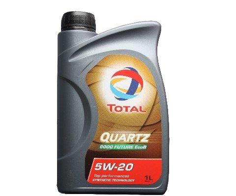 Моторное масло TOTAL Quartz 9000 Future EcoB, 5W-20, 1л, 195026