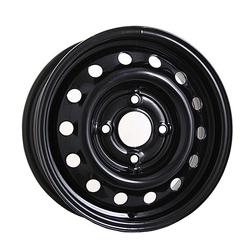Колесный диск ТЗСК , 6.0x15/4x100, D60.1, ET50, Черный-глянец