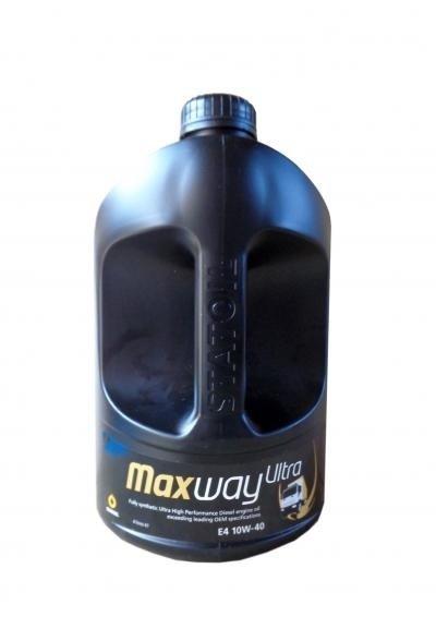 Моторное масло STATOIL MaxWay Ultra E4, 10W-40, 4л, 1001033