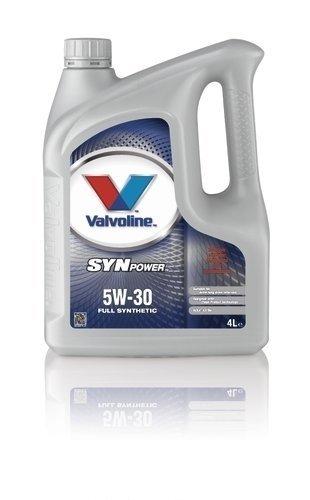Моторное масло VALVOLINE SynPower, 5W-30, 4л, VE11247