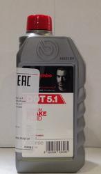 Тормозная жидкость BREMBO DOT 5.1, 0.5л, L05005