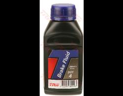 Тормозная жидкость TRW DOT 4, 0.25л, PFB425