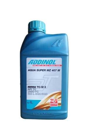 Моторное масло ADDINOL Aqua Super MZ 407 M (1л)