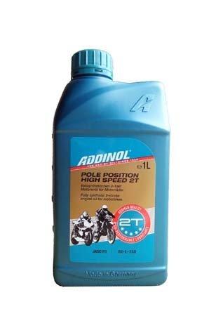 Моторное масло ADDINOL Pole Position High Speed 2T (1л)