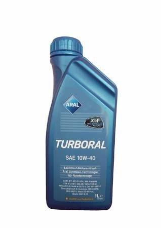 Моторное масло ARAL Turboral SAE 10W-40 (1л)