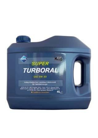 Моторное масло ARAL SuperTurboral SAE 5W-30 (4л)