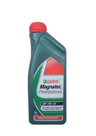 Моторное масло CASTROL Magnatec Professional MP SAE 5W-30 (1л)