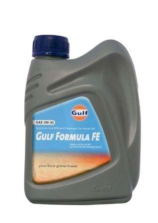 Моторное масло GULF Formula FE SAE 0W-30 (1л)