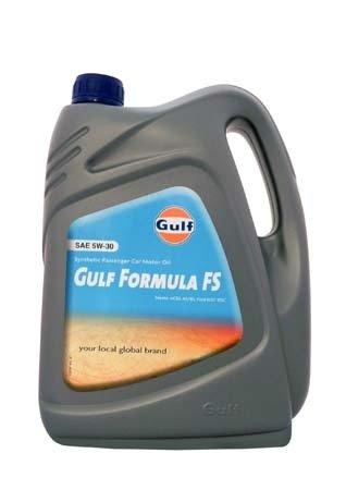 Моторное масло GULF Formula FS SAE 5W-30 (4л)
