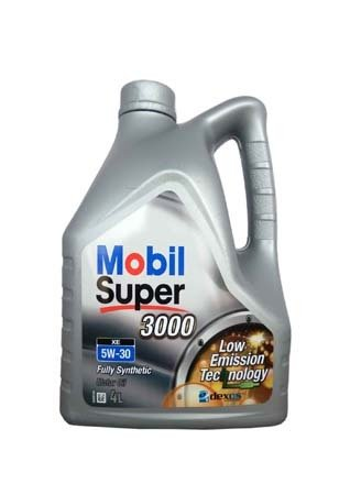 Моторное масло MOBIL Super 3000 XE SAE 5W-30 (4л)